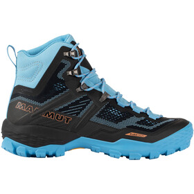 Mammut Ducan High GTX Sko Damer, black/whisper